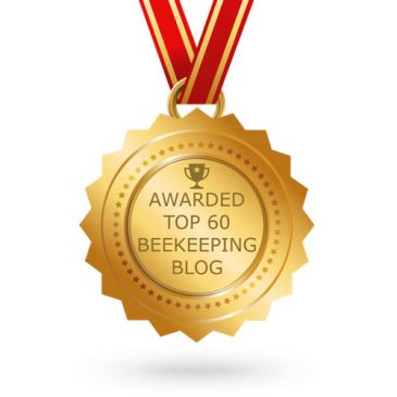 The Hive Awarded- Best Beekeeping Blog on the planet