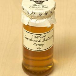 Raw English Jewelweed Balsam Honey made by British beekeepers