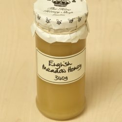 Raw English Meadow Honey made by British beekeepers
