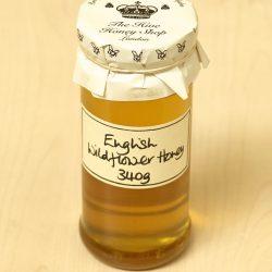 Raw English Wildflower Honey made by British beekeepers