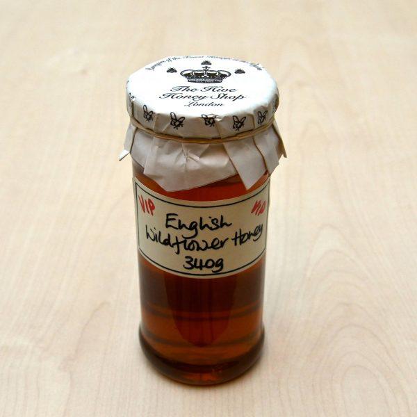 Raw London Honey