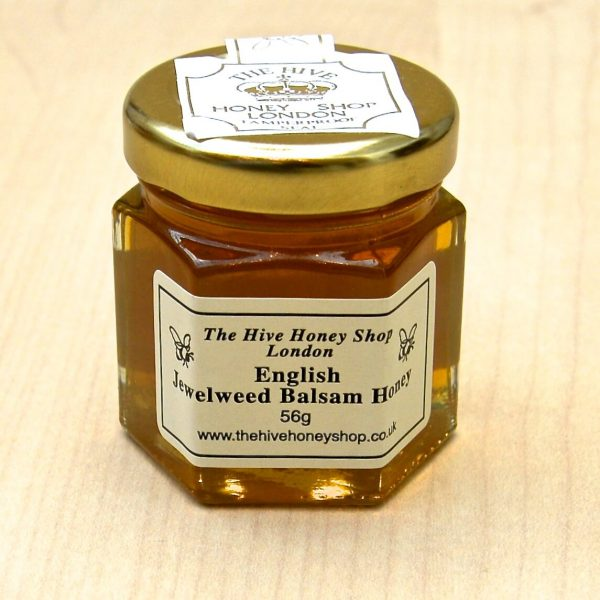 Mini Pot of Jewelweed Balsam Honey