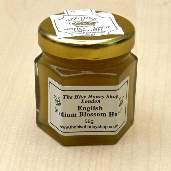 Mini Pot of Medium Wildflower Honey