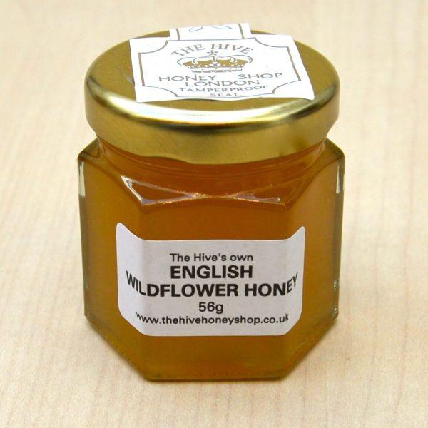 Mini Pot of Wildflower Honey