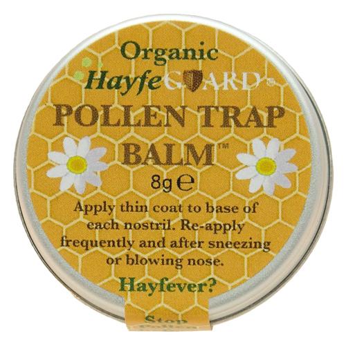 British Pollen Trap nose balm
