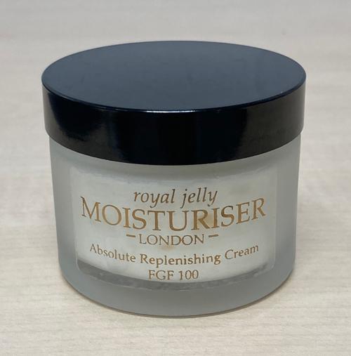 British Royal Jelly Moisturiser