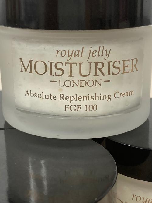 Royal Jelly Moisturiser