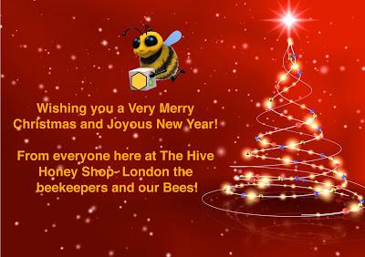 Wishing you a Very Merry Christmas. Ho Ho Ho!