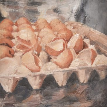 EMILY PONSONBY-AN EXHIBITION IN OIL AND BEESWAX