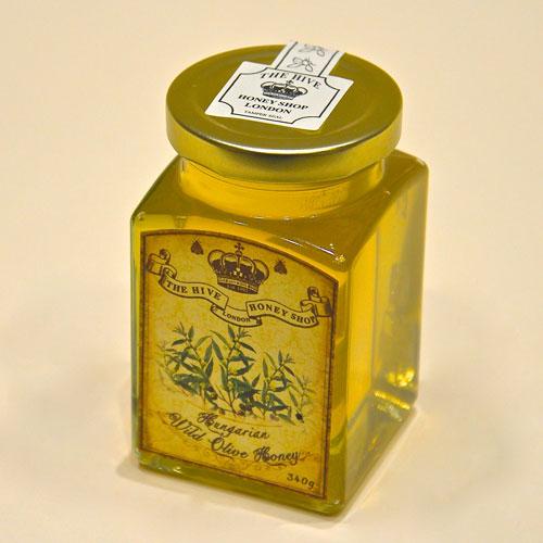 Raw Olive Honey