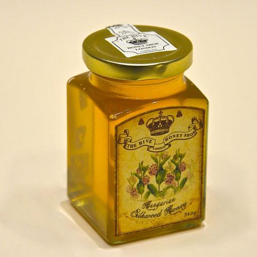 Raw Silkwood Honey