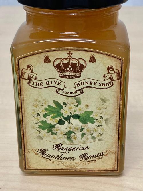 Raw Hawthorn Honey