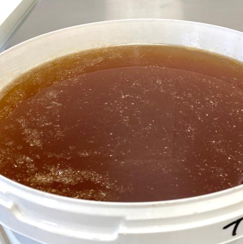 Chefs English Raw Wildflower Honey