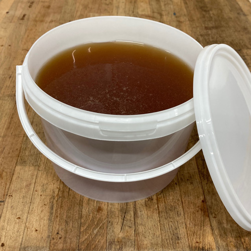 Catering bulk 3.5kg English Wildflower Honey-Clear/Runny