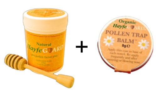 Local English honey for hayfever