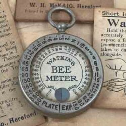 Vintage Watkins Bee Photographic Meter